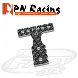 T-Plate 4 Carbono PN Racing