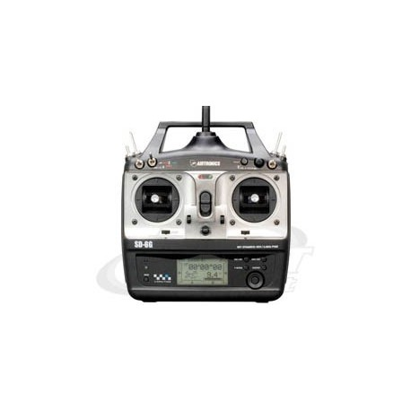 Rádio Airtronics SD-6G 2.4 GHz