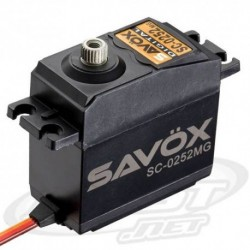 Servo Digital SAVOX 10,5kg  High Tork