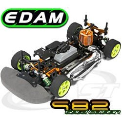 Chassis Spirit 982 Gold Editiion 1:10 200mm