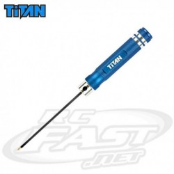 Chave Allen 2.0mm Ball - Titan RC