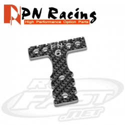 T-Plate 6 Carbono PN Racing